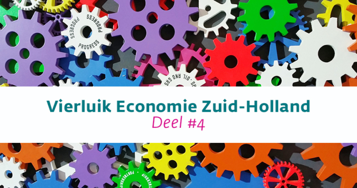 Economie Zuid-Holland