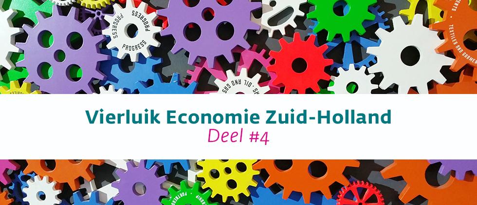 Economie Zuid-Holland